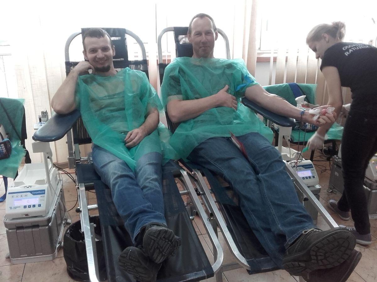 Marcowe pobieranie krwi