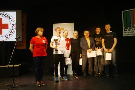 XXV Mistrzostwa Pierwszej Pomocy Polskiego Czerwonego Krzyża