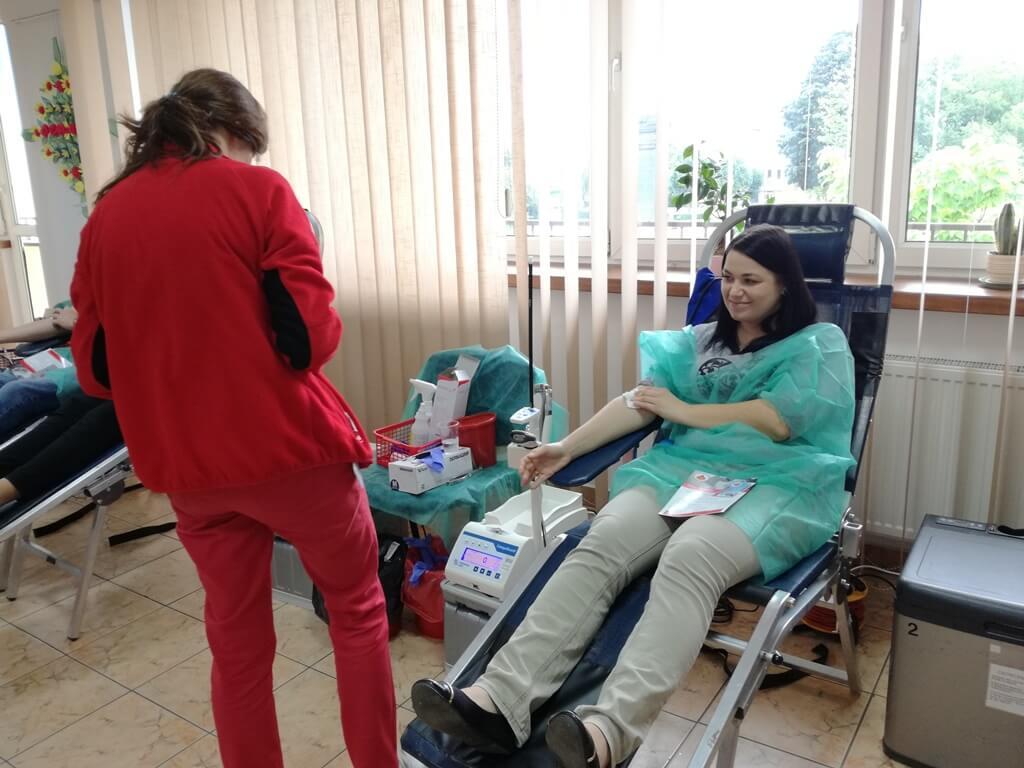Nasi Krwiodawcy z Moniek - 17.09.2017 r