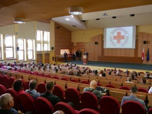 Konferencja ze szczególnym uwzględnieniem Obchodów Dni Honorowego Krwiodawstwa Polskiego Czerwonego Krzyża