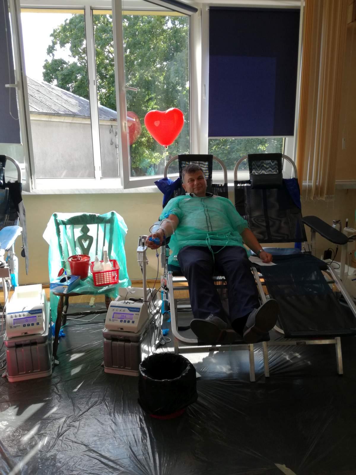 12 sierpnia 2018 r. oddawaliśmy krew w Mońkach