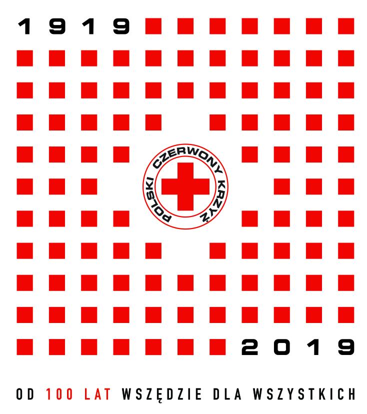 W 2019 roku świętujemy 100 – Lecie Polskiego Czerwonego Krzyża.
