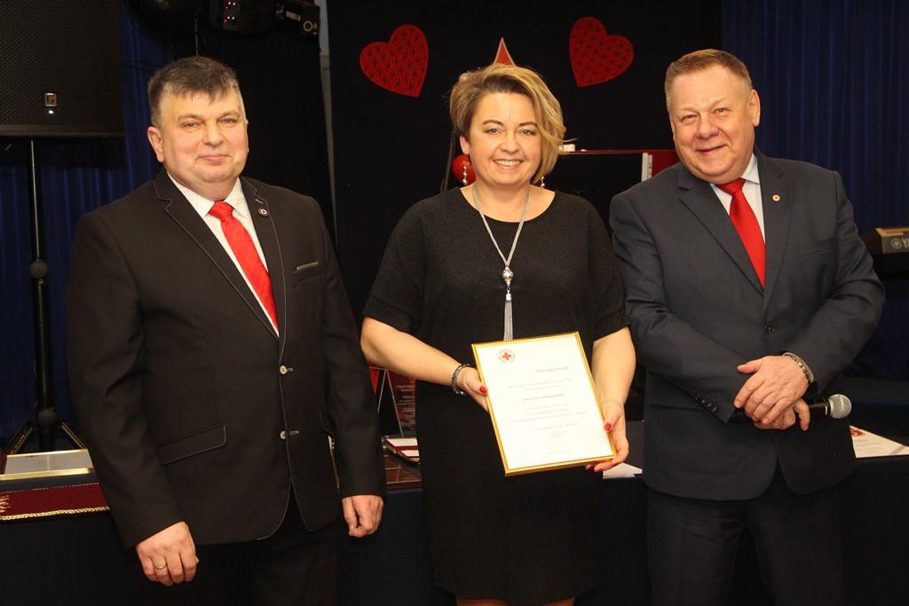 Podsumowanie działalności Oddziału Rejonowego Polskiego Czerwonego Krzyża w Mońkach w 2019 r.