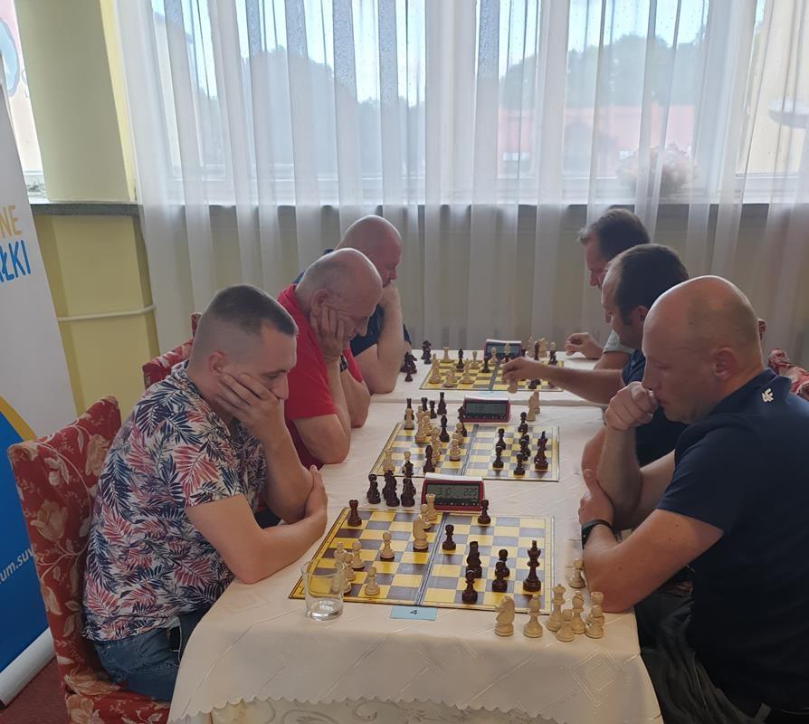 XXIV Mistrzostwa Szachowe Krwiodawców PCK w Suwałkach