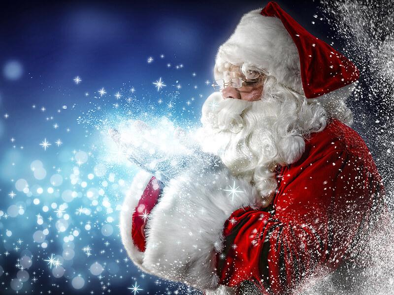 Mikołaj z PCK 2020