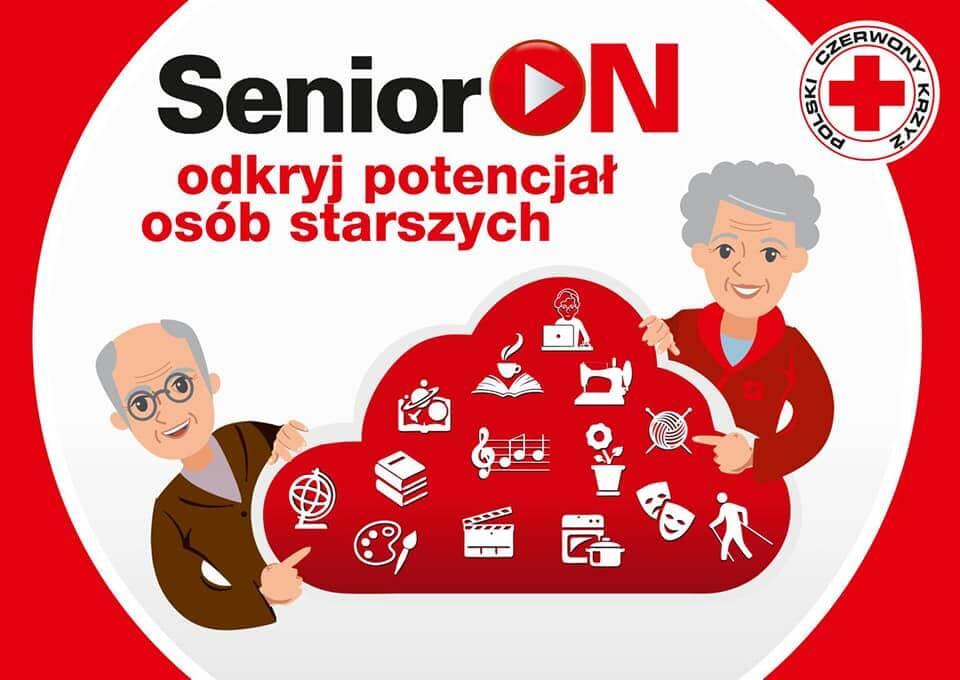"""Projekt """"SeniorON"""" w Suwałkach"""
