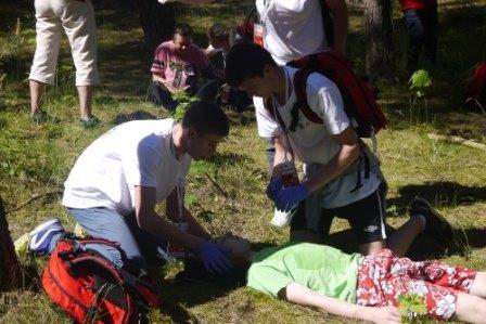 Ogólnopolskie Mistrzostwa Pierwszej Pomocy Polskiego Czerwonego Krzyża